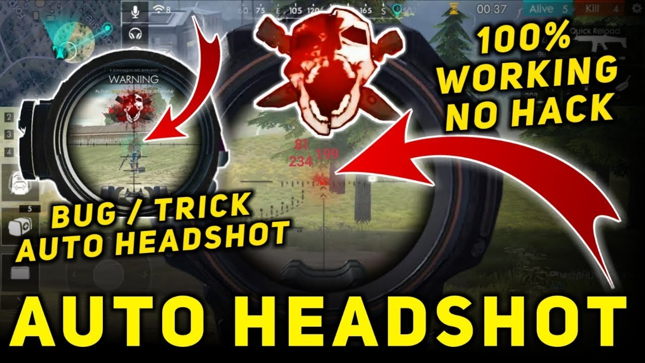 Best Tips To Get One-Tap Free Fire Headshot